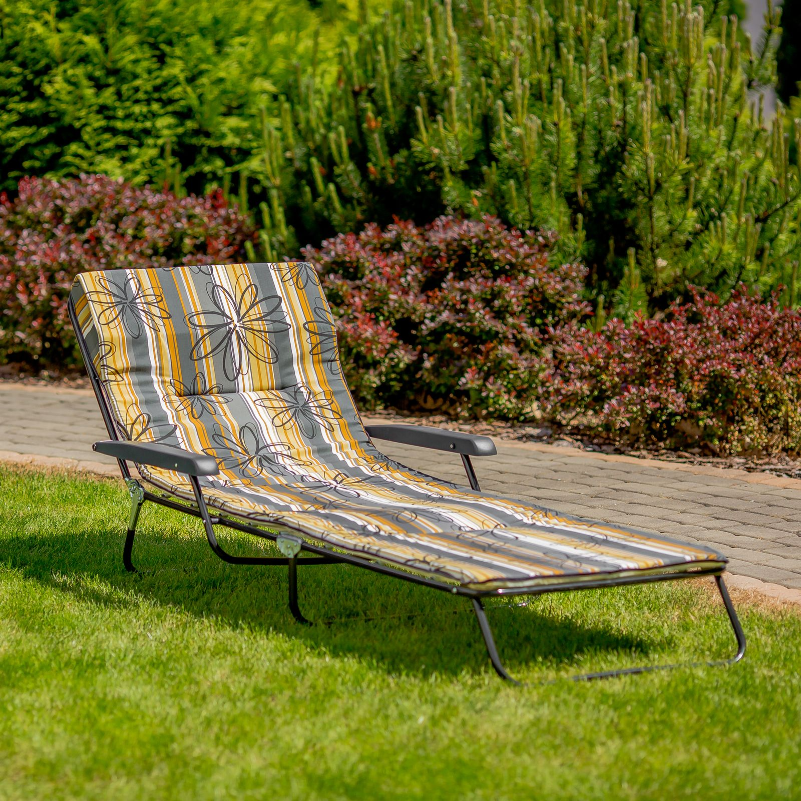 Łóżko ogrodowe Torino C037-16PB PATIO