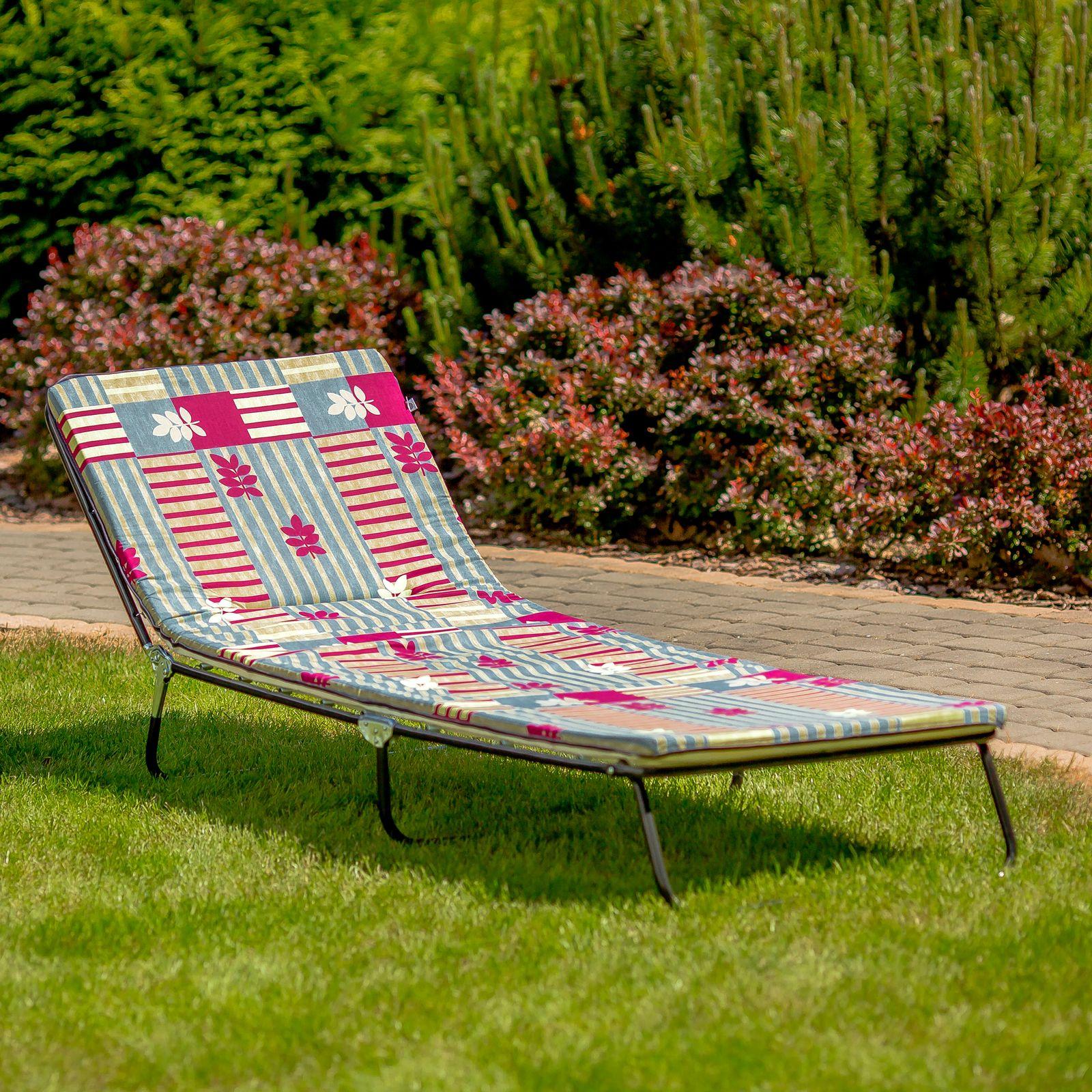 Łóżko turystyczne Komfort 3  68 x 193 x 78 cm PATIO
