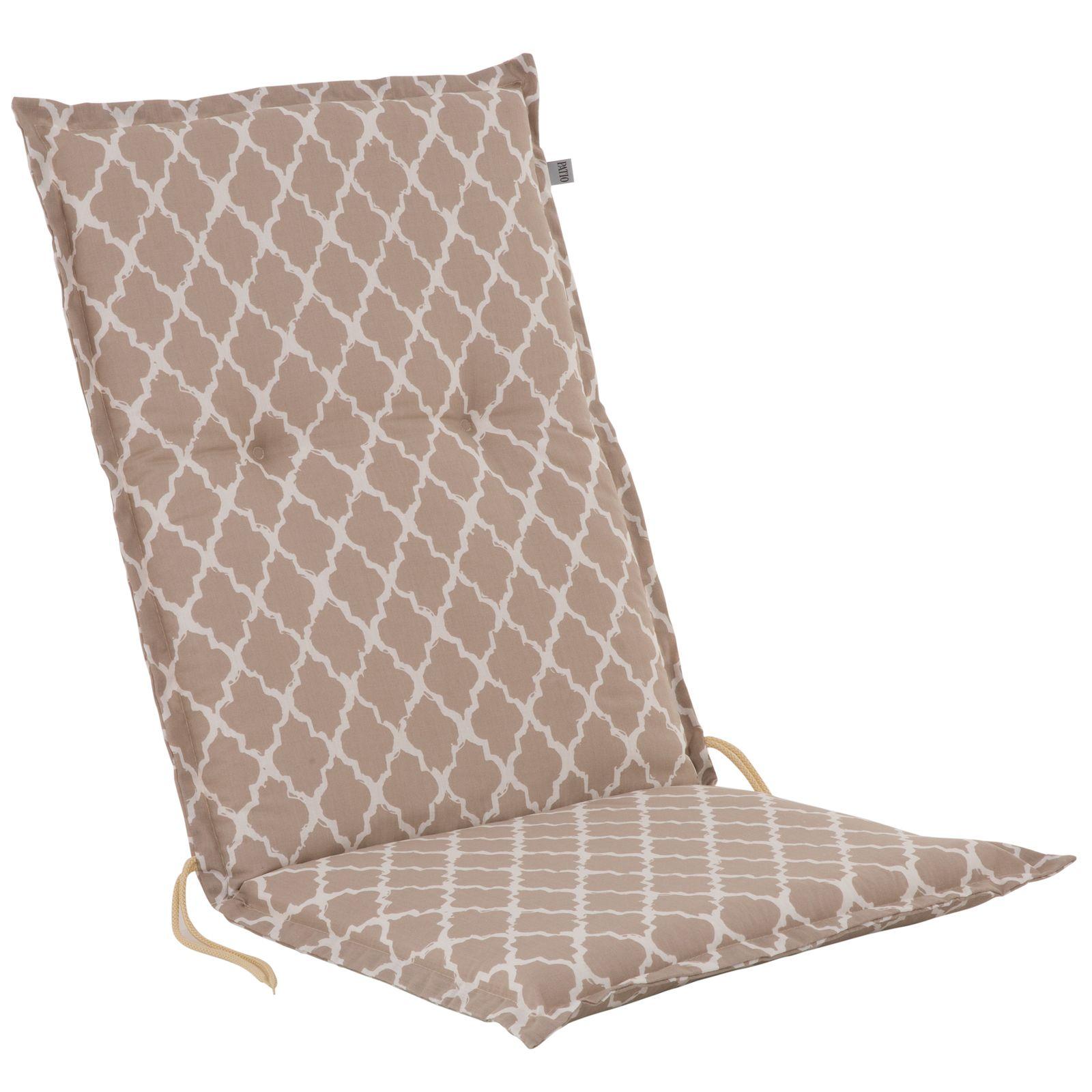 Cojín de silla Malezja Niedrig 5 cm H030-05PB PATIO