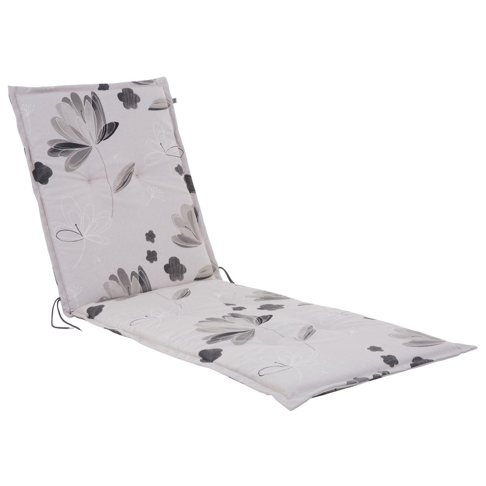 Cojín colchón para tumbona de jardín Malezja Liege 5 cm A035-04LB PATIO