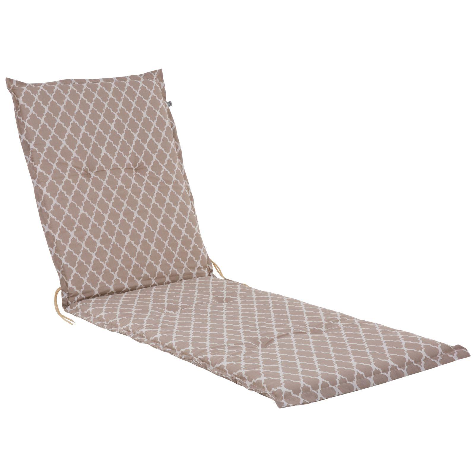 Poduszka na leżak / łóżko Malezja Liege 5 cm H030-05PB PATIO