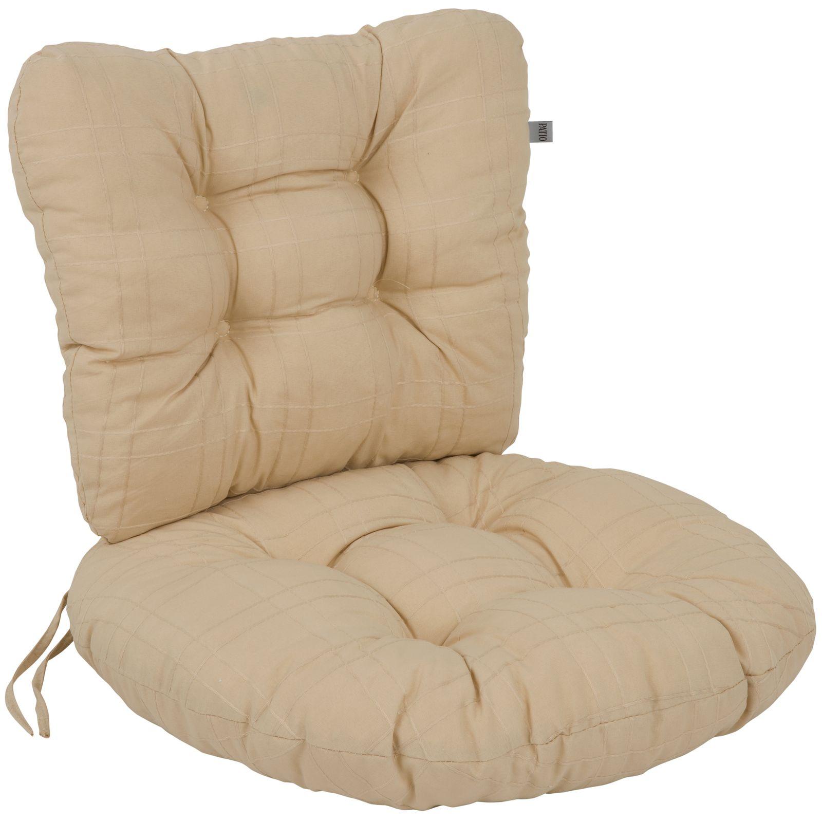 Set de coussins pour fauteuil 55 cm Marocco D016-25LB PATIO