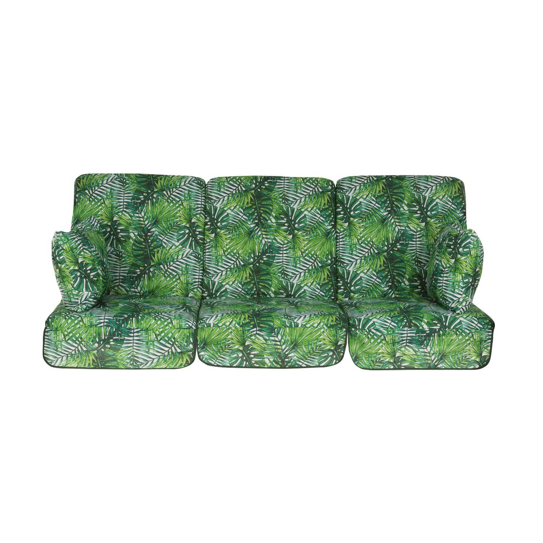 Poduszki na huśtawkę 180 cm z zamkami Rimini / Venezia Lux G035-02LB PATIO