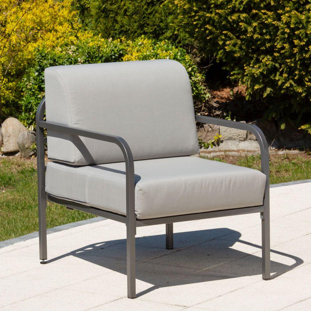 Fotel Agat 65 x 77 x 74 cm D042-16DW PATIO