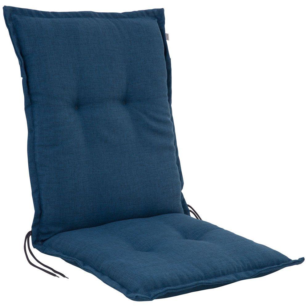 Cojín para silla Xenon Niedrig 6 cm D020-01EB PATIO