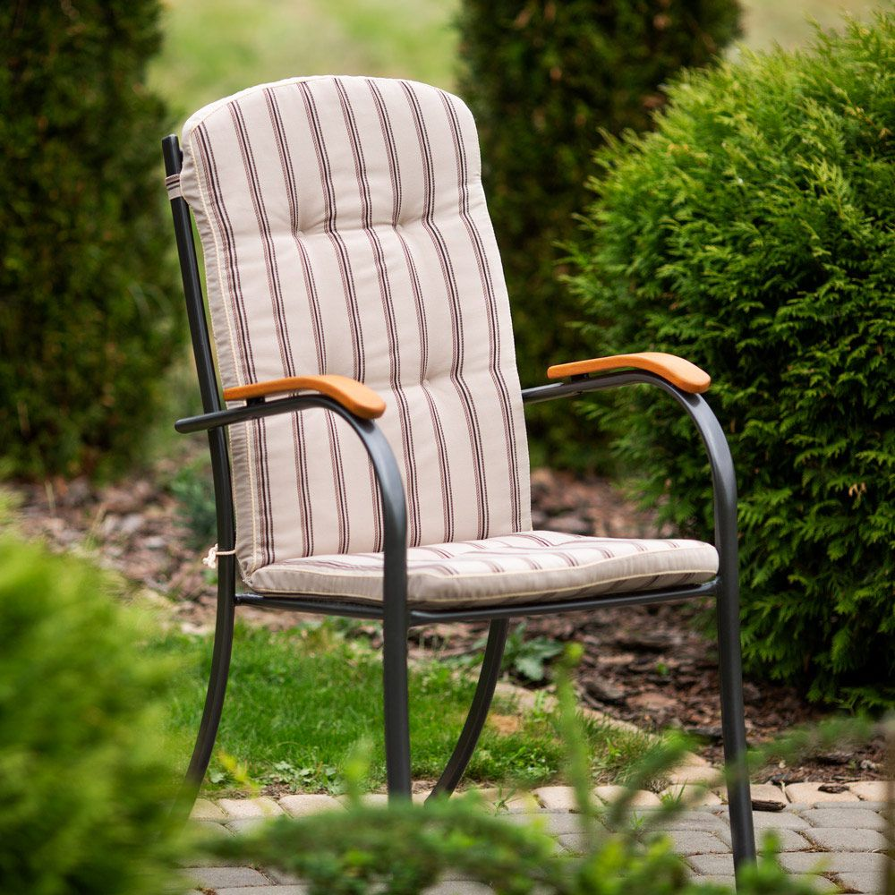 Cuscino per sedia Szafir 5,5 cm C033-05SB PATIO