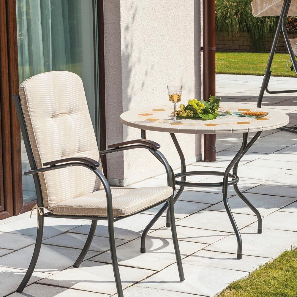 Pernă pentru scaun Safir 5,5 cm H016-05PB PATIO