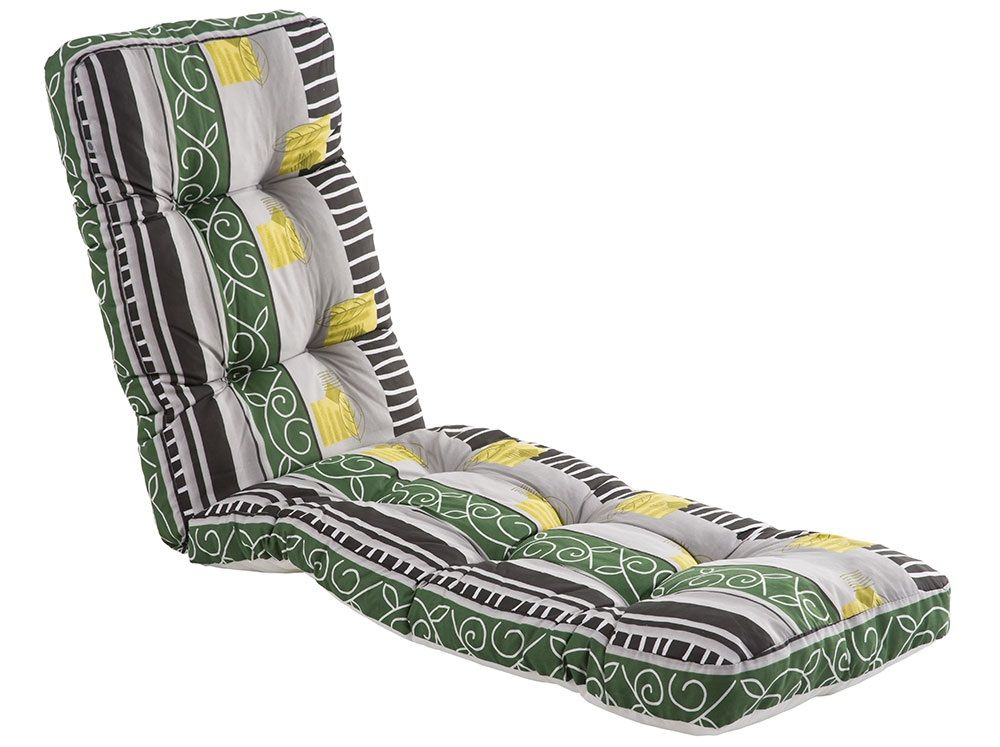 Poduszka na leżak / łóżko Tulon 8 / 10 cm C025-06BB PATIO
