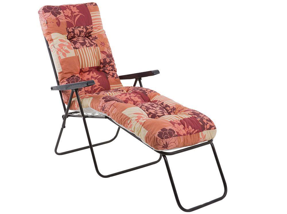 Poduszka na leżak / łóżko Tulon E009-03BB PATIO