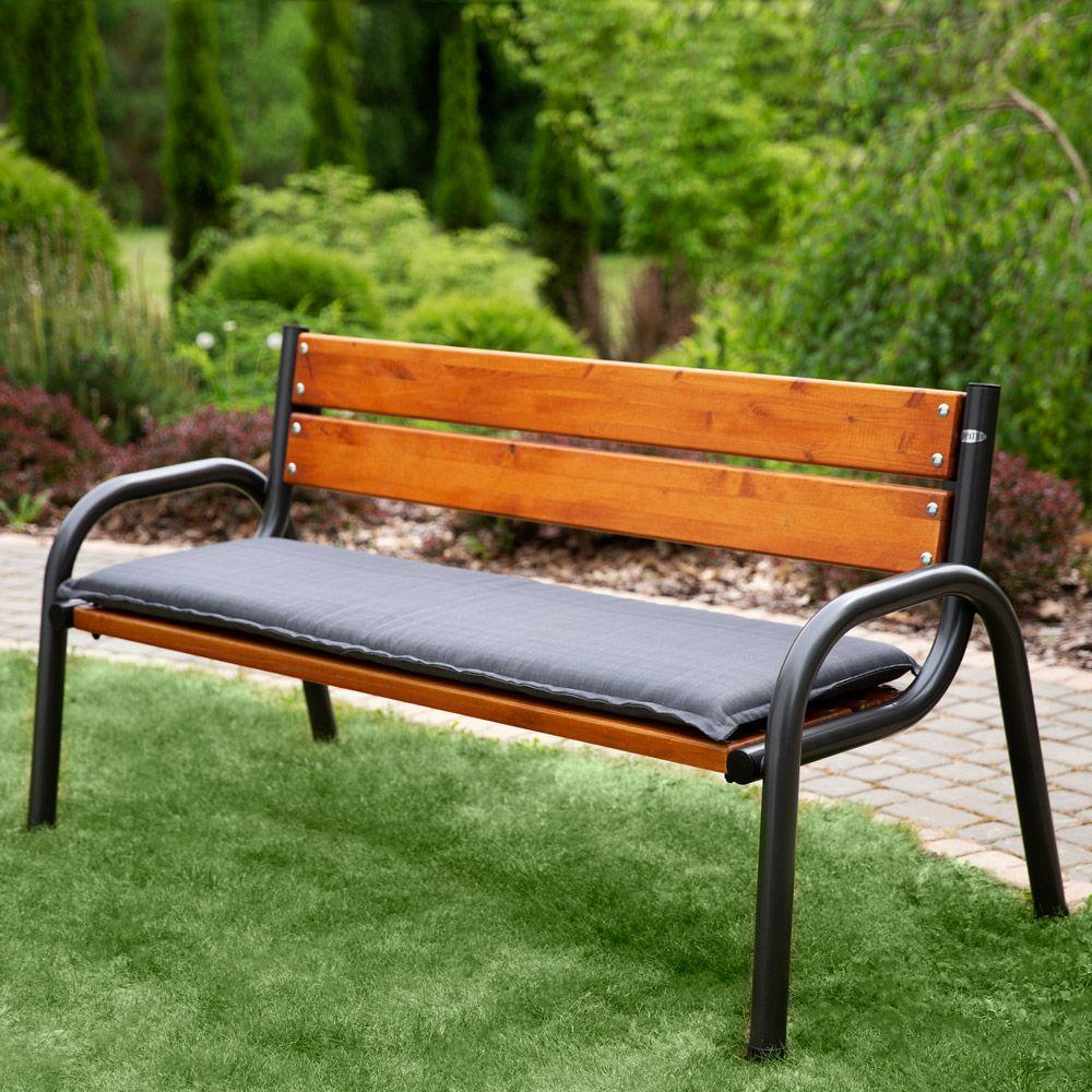 Poduszka ogrodowa na ławkę 120 cm H024-07PB PATIO
