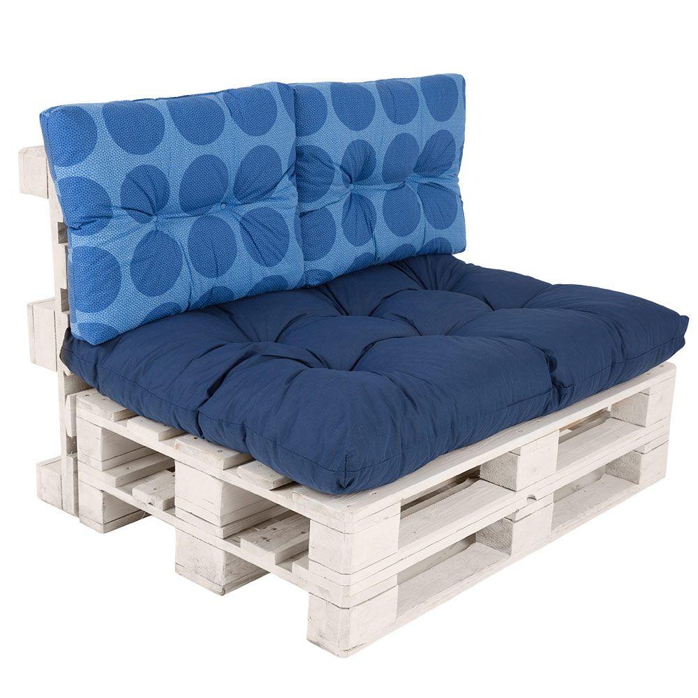 Komplet poduszek na palety Termi L097-01PB PATIO