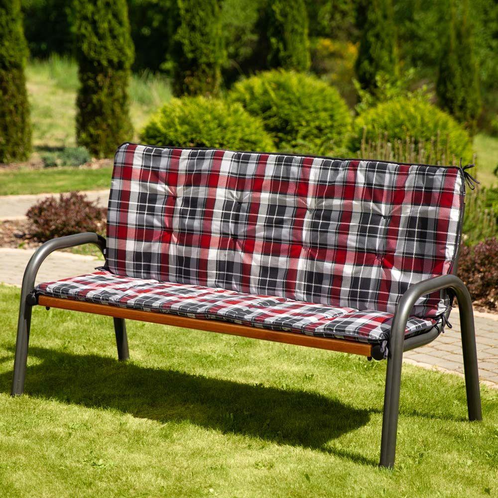 Poduszki na huśtawkę / ławkę 160 cm Girona B020-03PB PATIO
