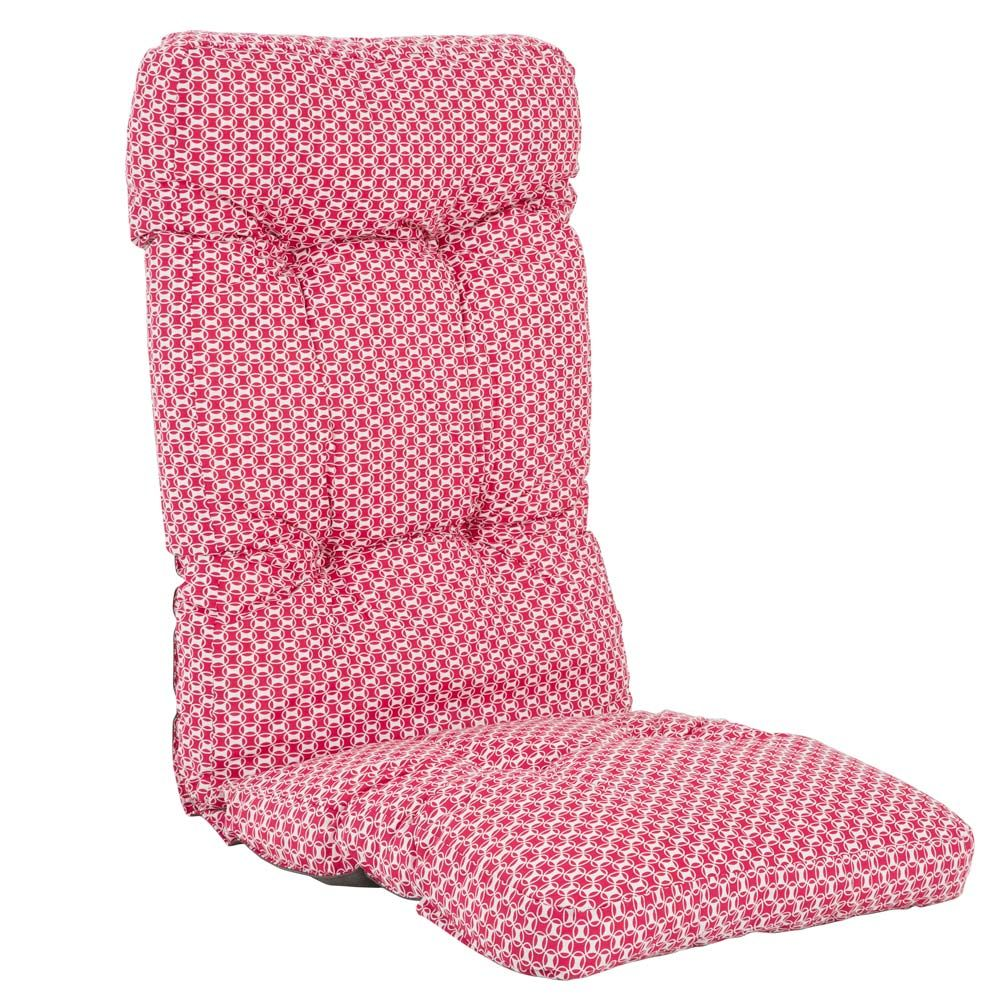 Cojín para silla Cordoba 8/10 cm H033-03PB PATIO