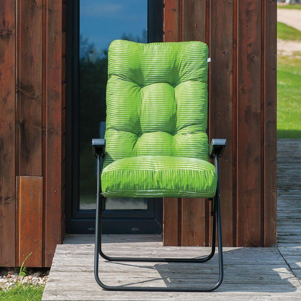 Cojín para silla Cordoba 8 / 10 cm H016-12PB PATIO
