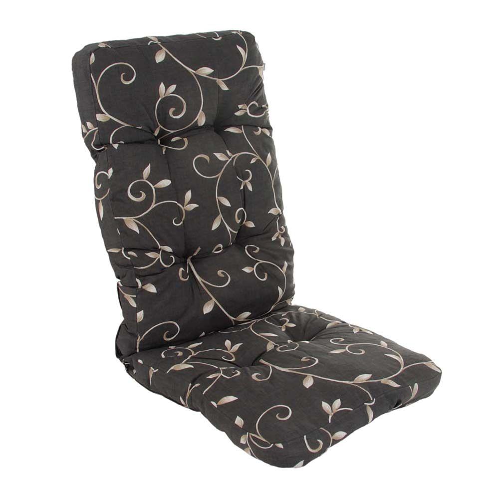 Cojín para silla Cordoba 8 / 10 cm G001-07PB PATIO