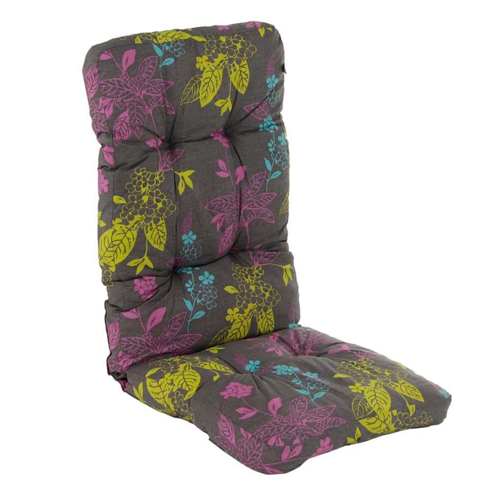 Cojín para silla Cordoba 8 / 10 cm G020-06PB PATIO