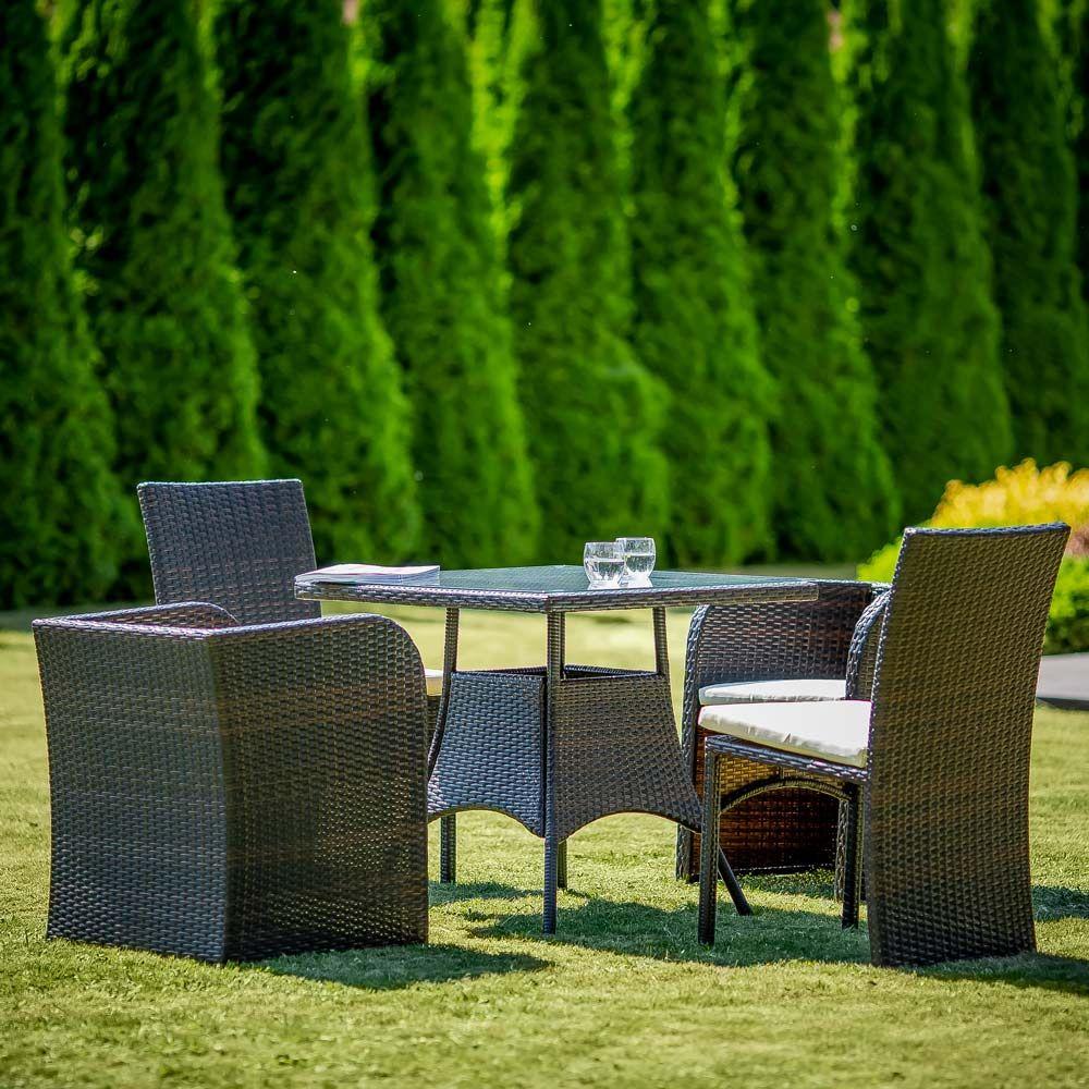 Set mobilier de grădină Celine wenge PATIO