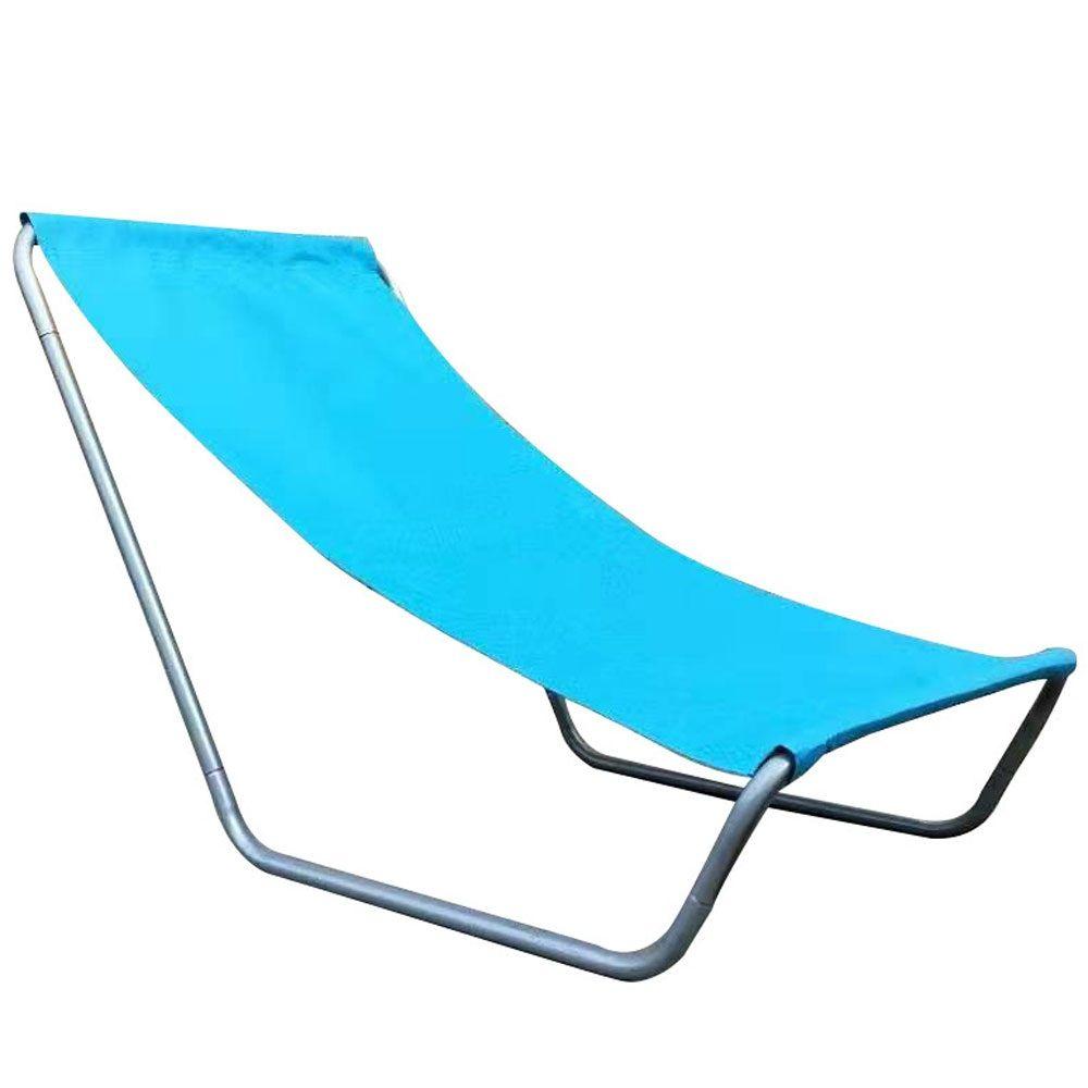 Leżak Caldo niebieski PATIO