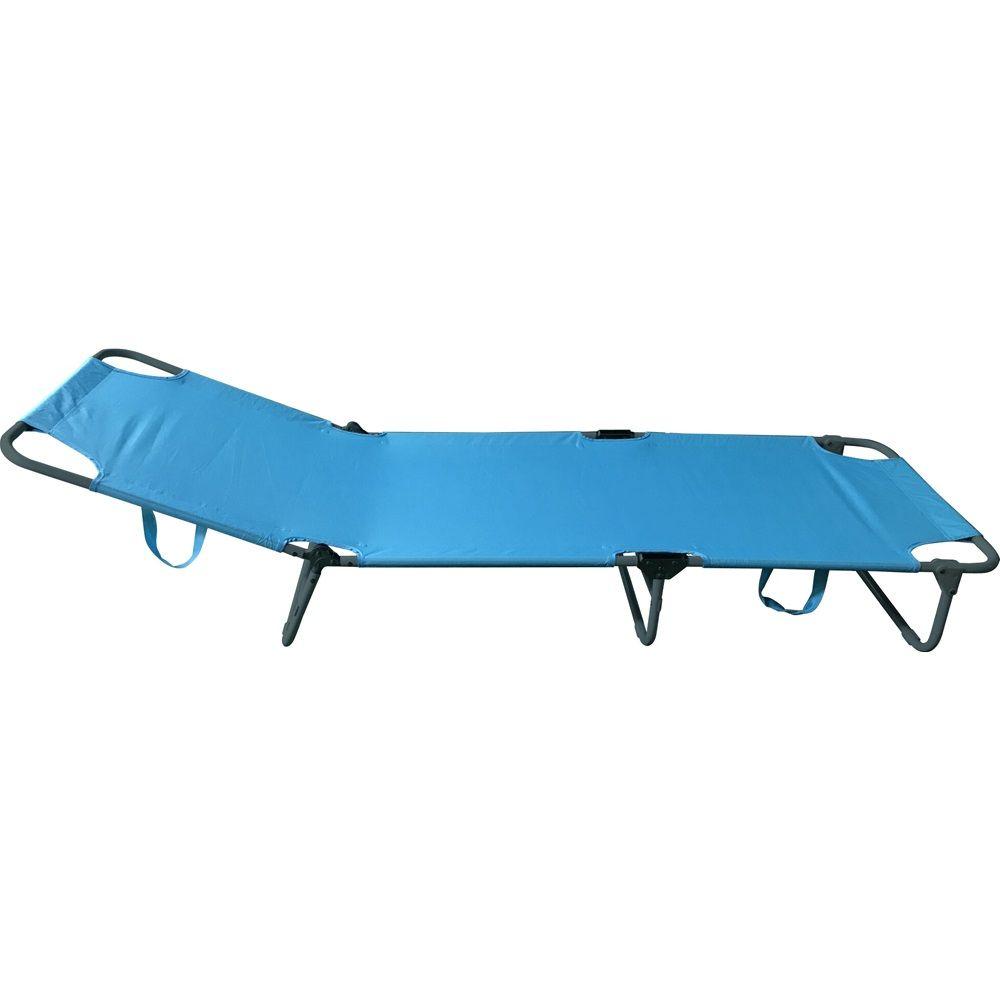 Łóżko plażowe składane Tampico 180 cm PATIO