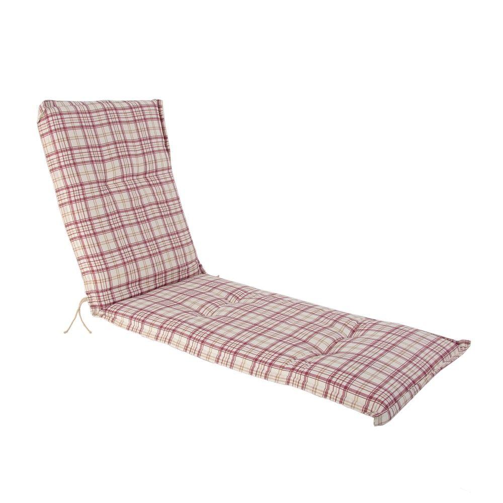Poduszka na leżak / łóżko Malezja Liege 5 cm B005-05PB PATIO