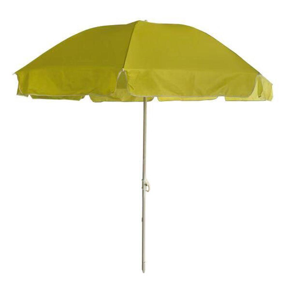 Parasol ogrodowy Poly II 2,4 m limonka PATIO