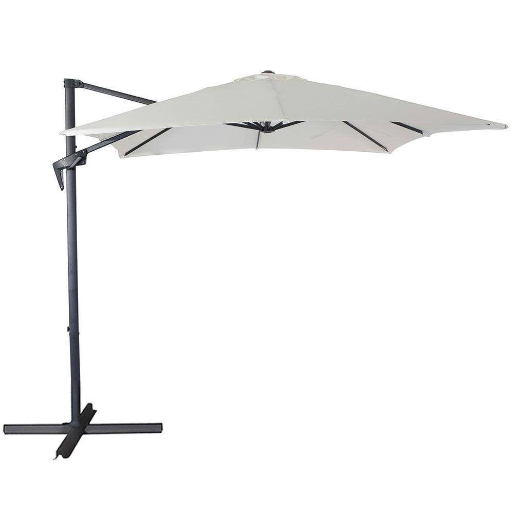 Parasol ogrodowy Mini Roma 2,5 m ecru PATIO