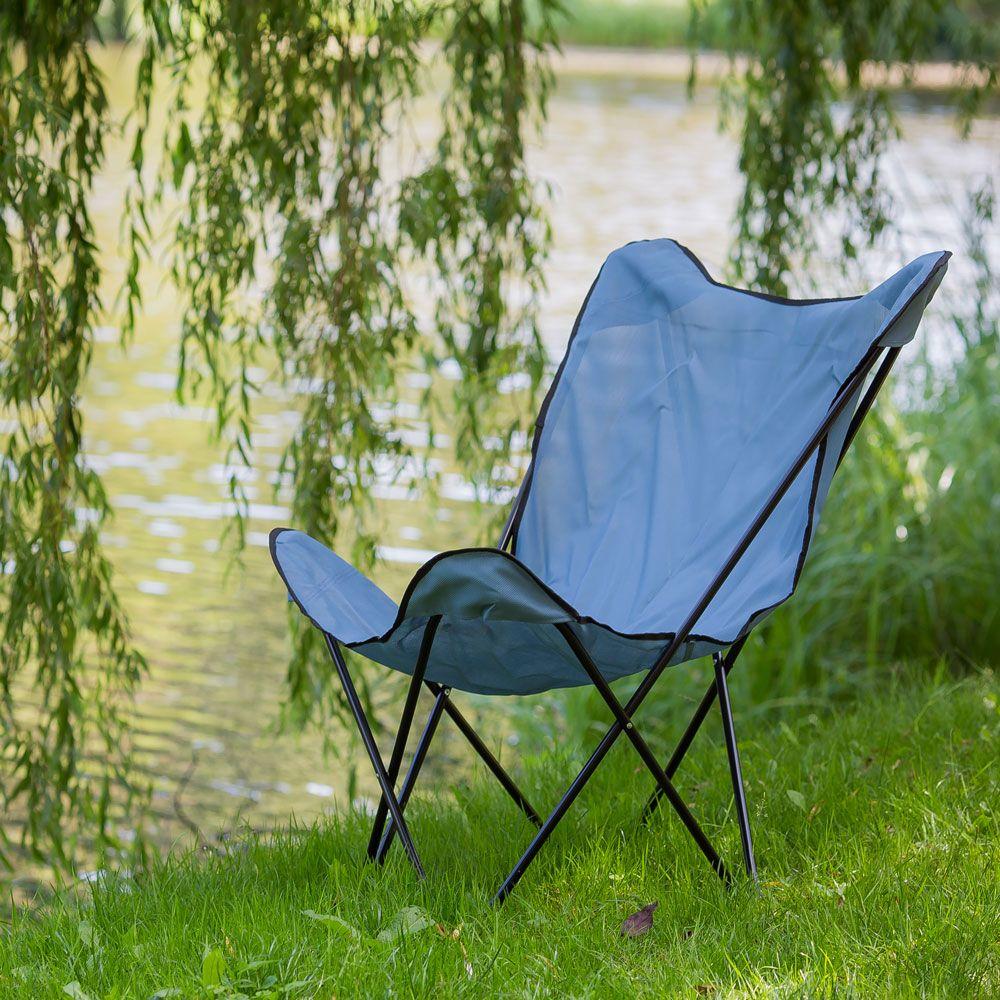Krzesło campingowe Butterfly PATIO