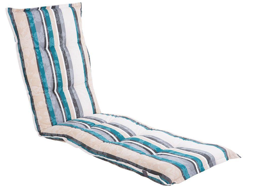 Poduszka na leżak / łóżko Xenon Relax 6 cm C011-06PB (6025-06) PATIO