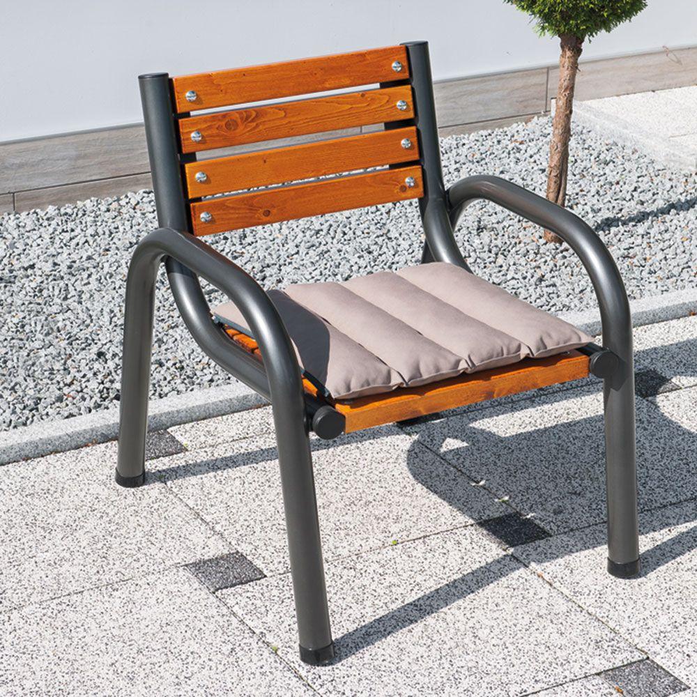 Scaun Park Plus 65 x 74 x 86 cm PATIO