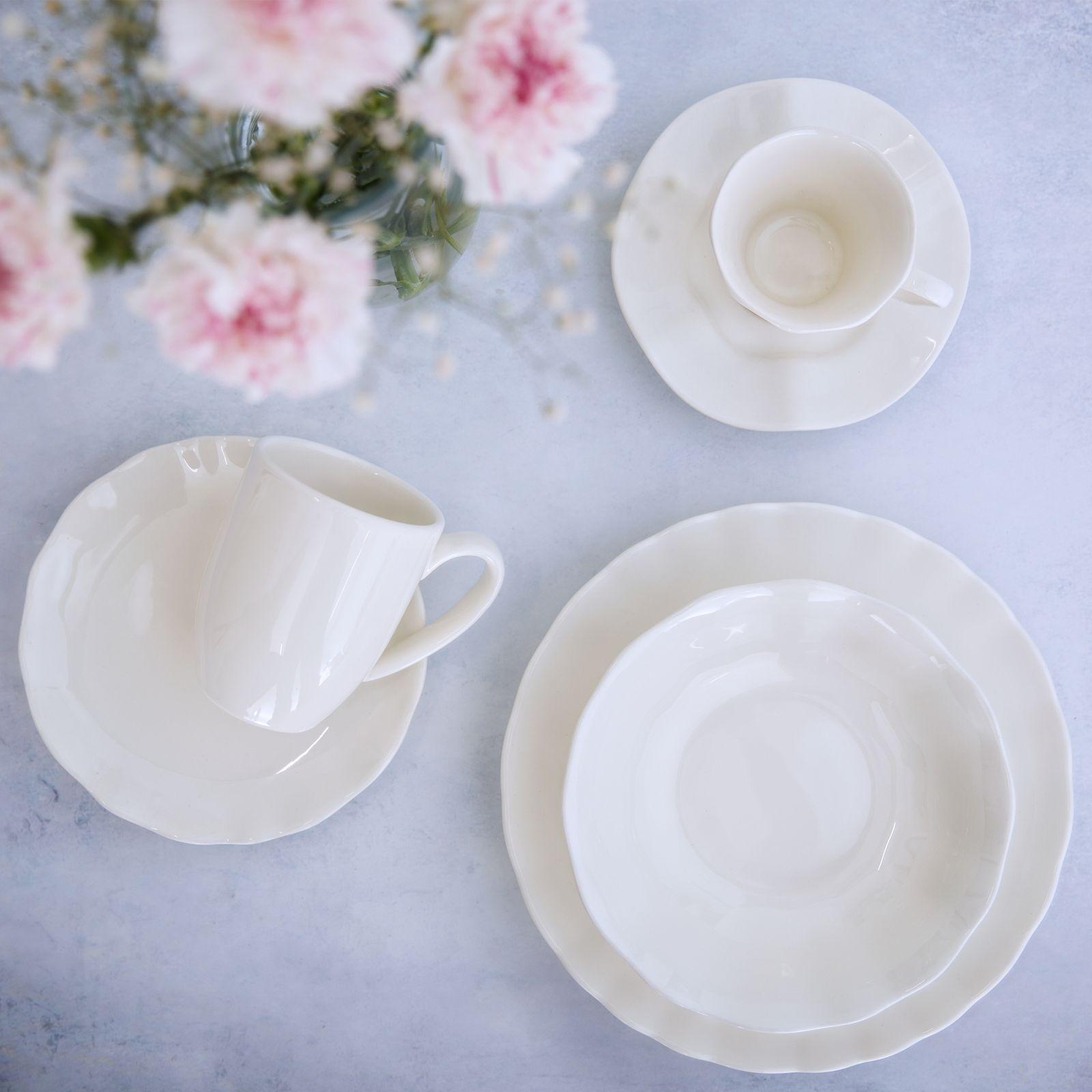 Servis Diana Rustic Cream 36 delar AMBITION