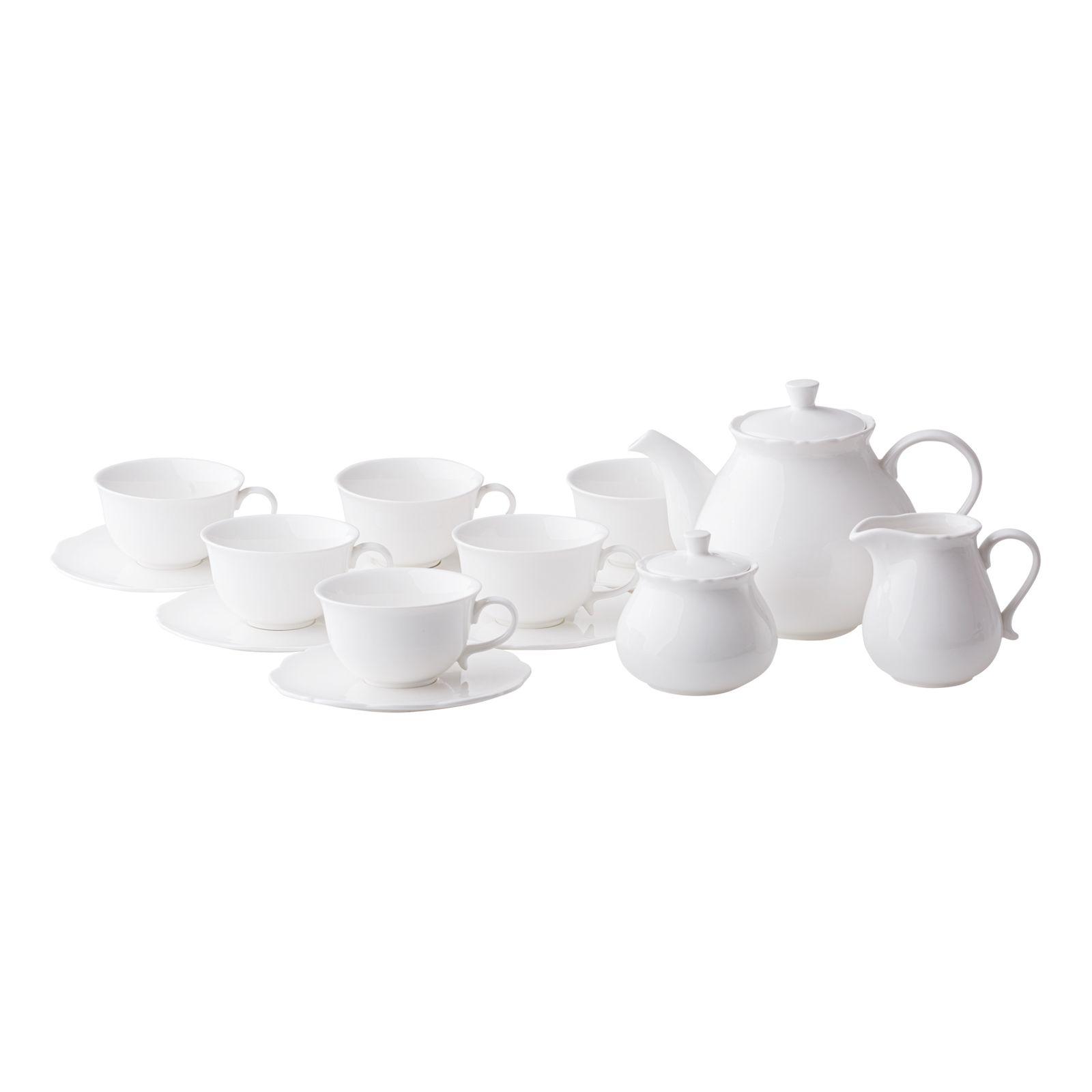 Service à café / thé Grace 17-pièces AMBITION