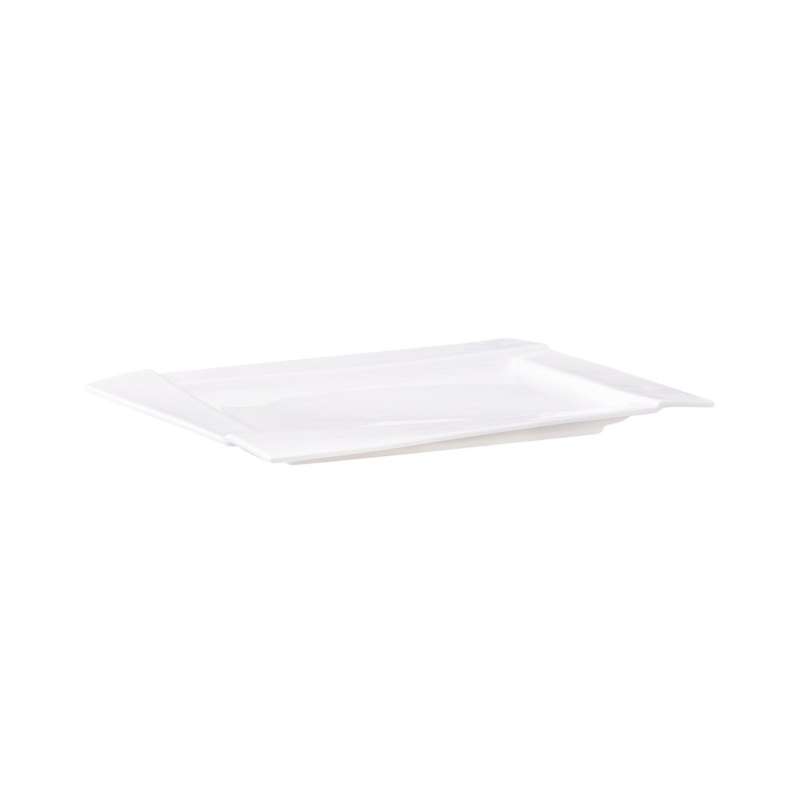 Rectangular platter serving dish Kubiko 35,5 x 25 cm AMBITION