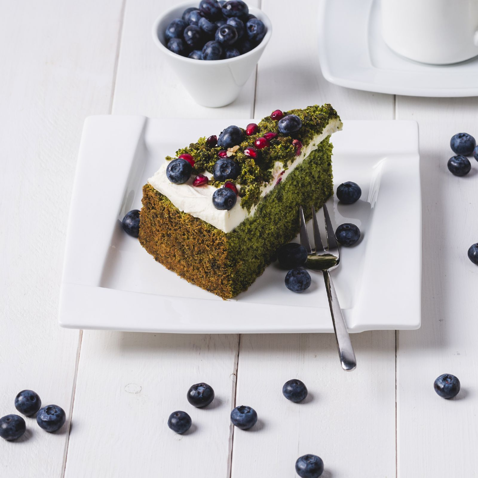 Piatto da dessert Kubiko 20 cm AMBITION