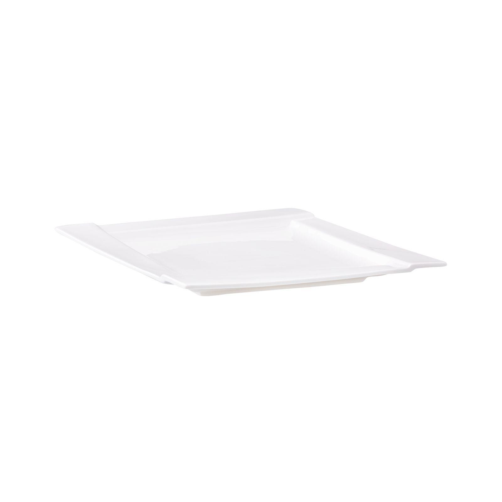 Serving dish square platter Kubiko 31 x 31 cm AMBITION