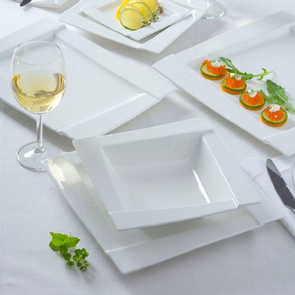 Dinner set Cubico 42 elements AMBITION