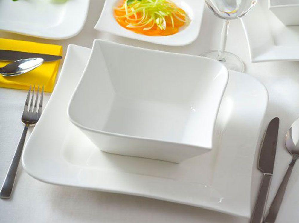 Salaterka Fala 18 x 18 cm AMBITION