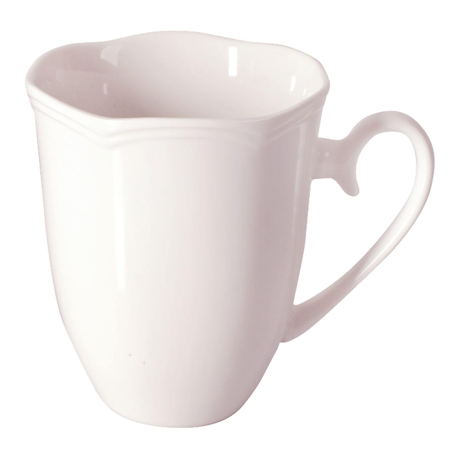 Porcelain mug DIANA 350ml