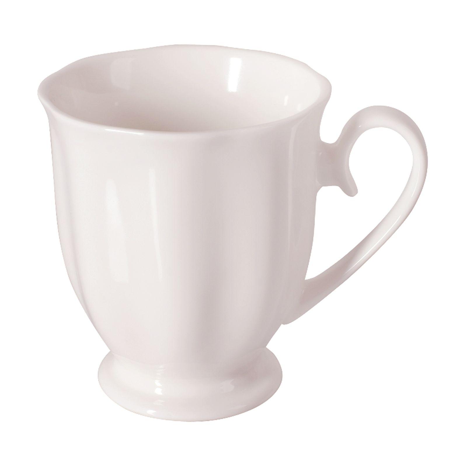 Porcelain mug DIANA 300ml (1) AMBITION