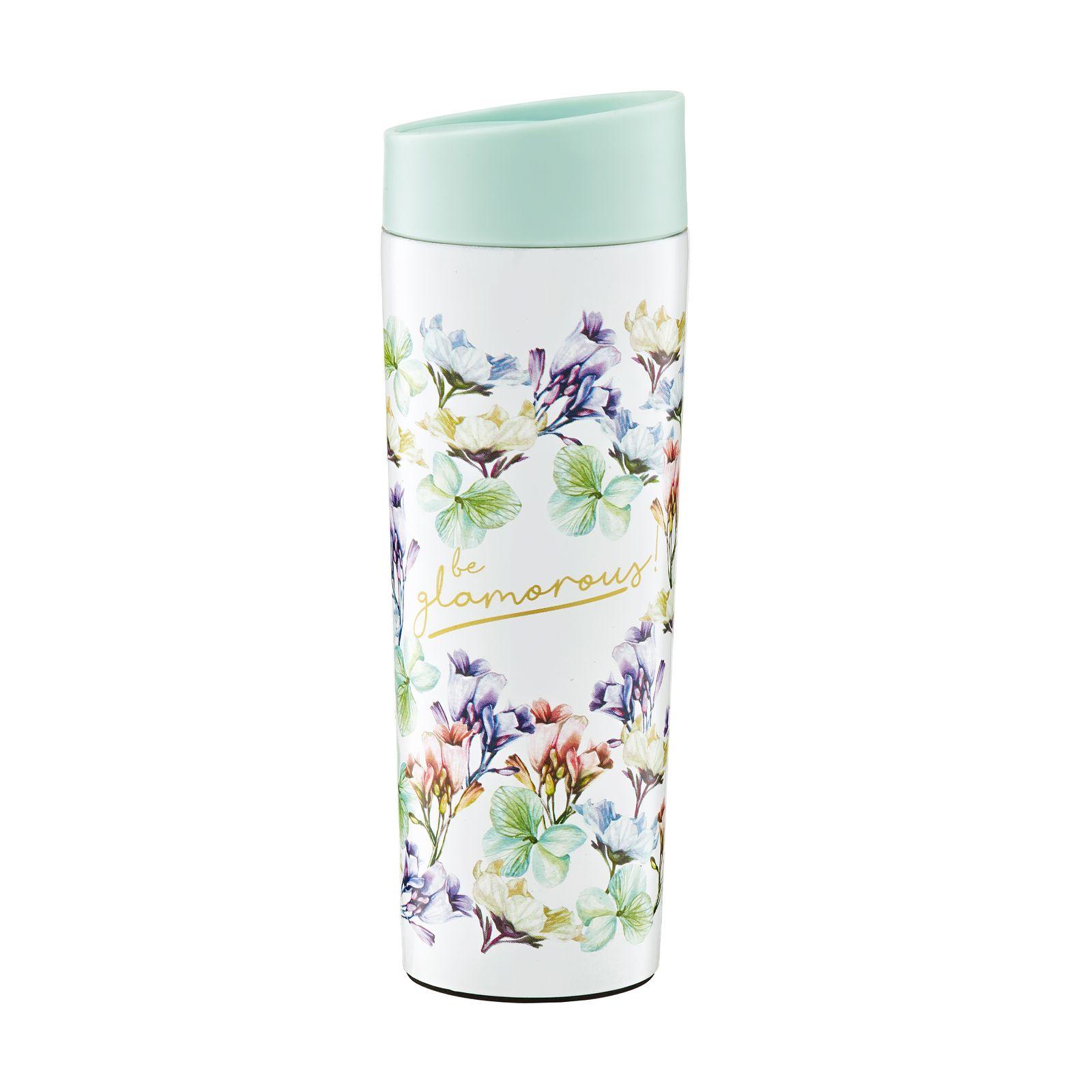 Thermal mug Garden 340 ml mint AMBITION