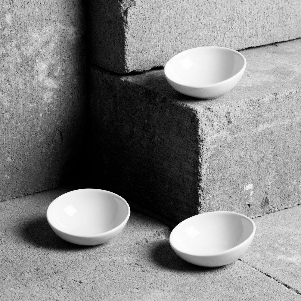 Set of 3 bowls 7.5cm SALSA