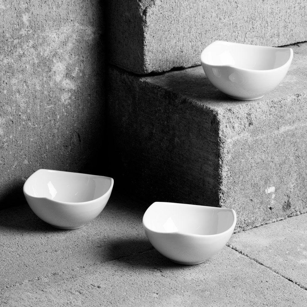 Set of 3 bowls 9.5cm SALSA