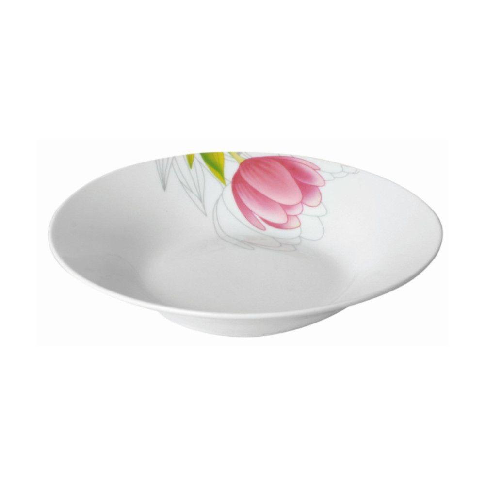 Plato hondo Tulipán 20 cm DOMOTTI