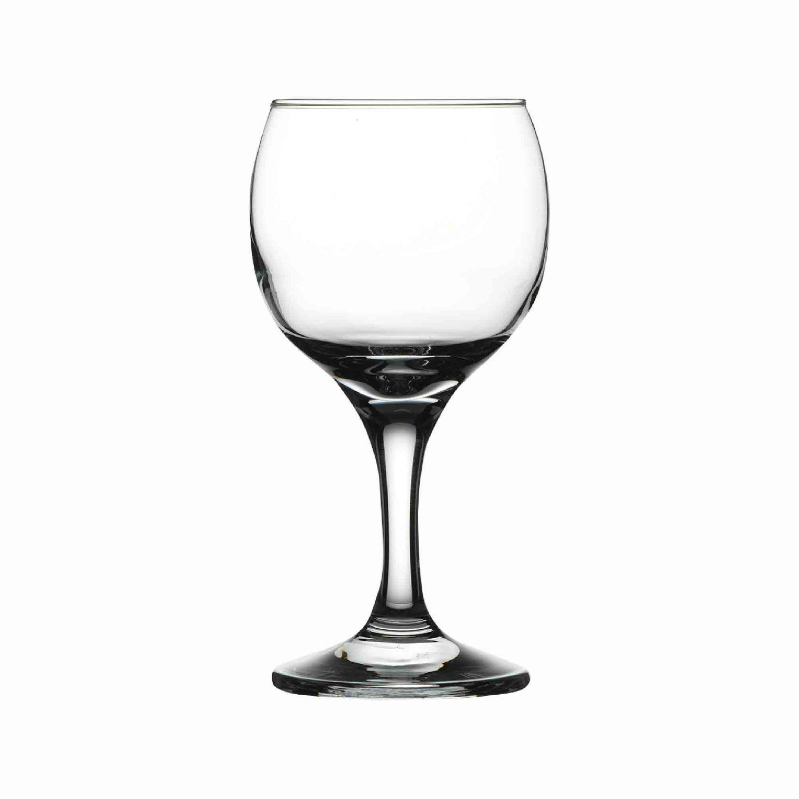 Komplet 6 kieliszków do wina Bistro 220 ml PASABAHCE