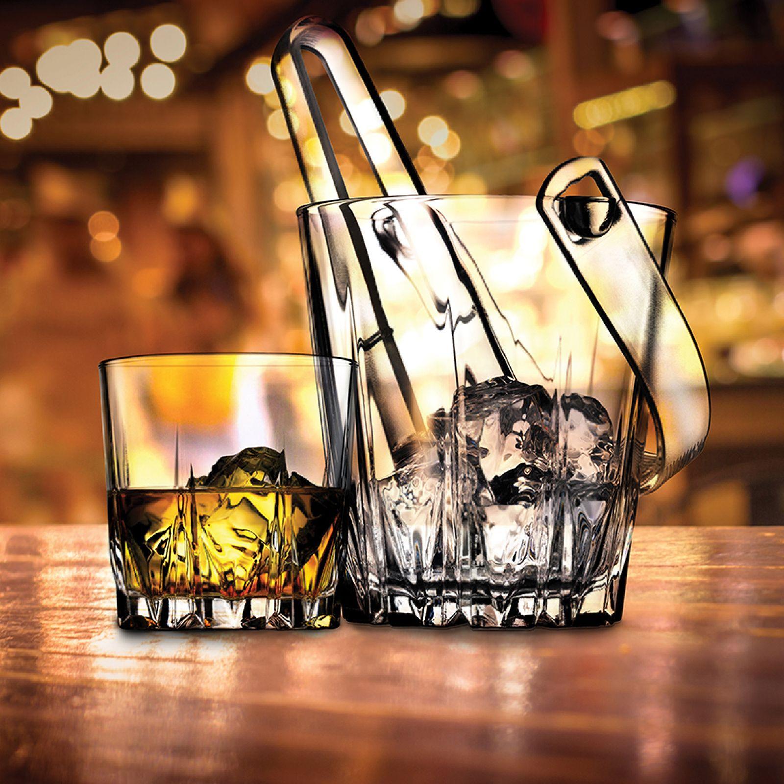 Set of 6 glass 198 ml Karat PASABAHCE