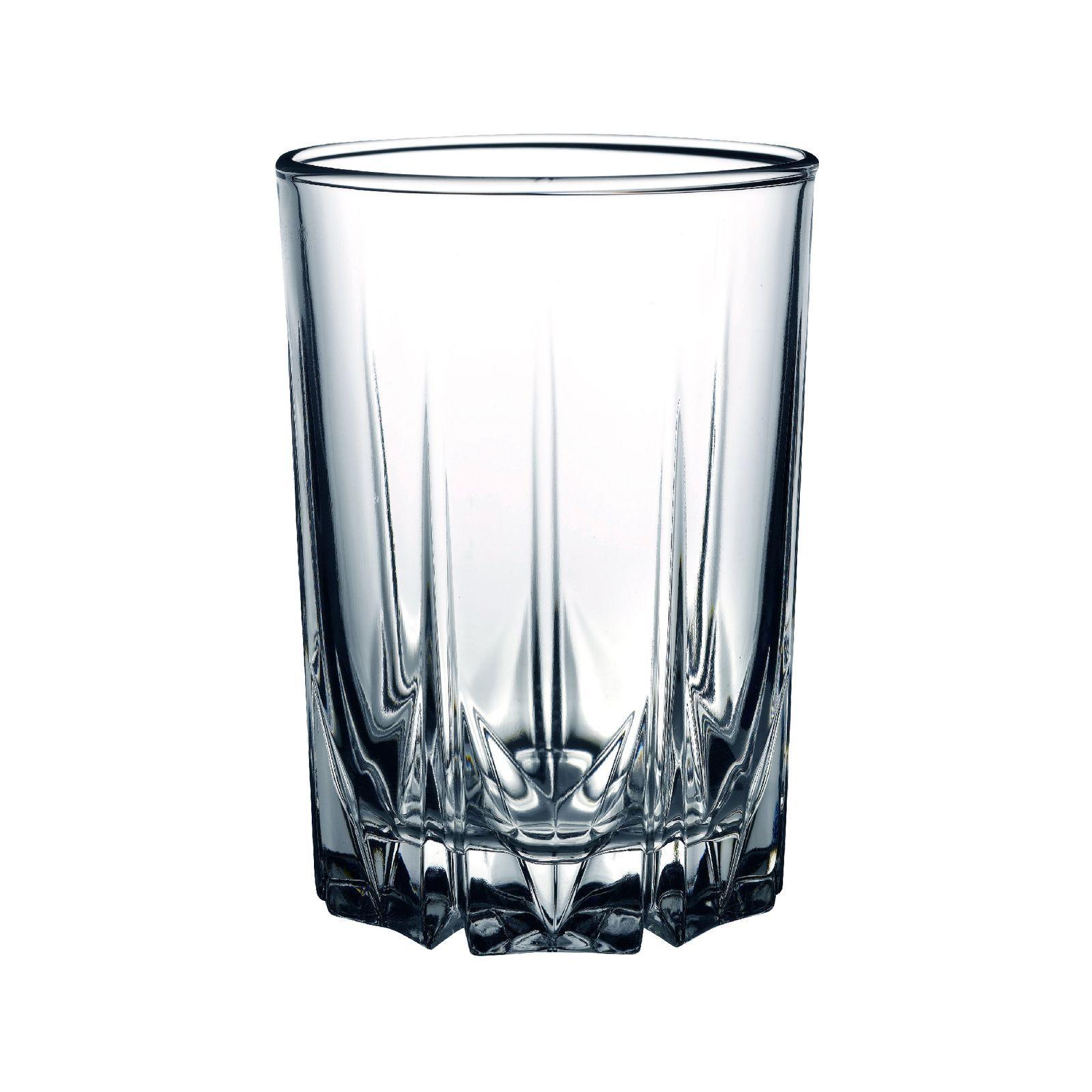 Set of 6 glasses Karat 250 ml PASABAHCE