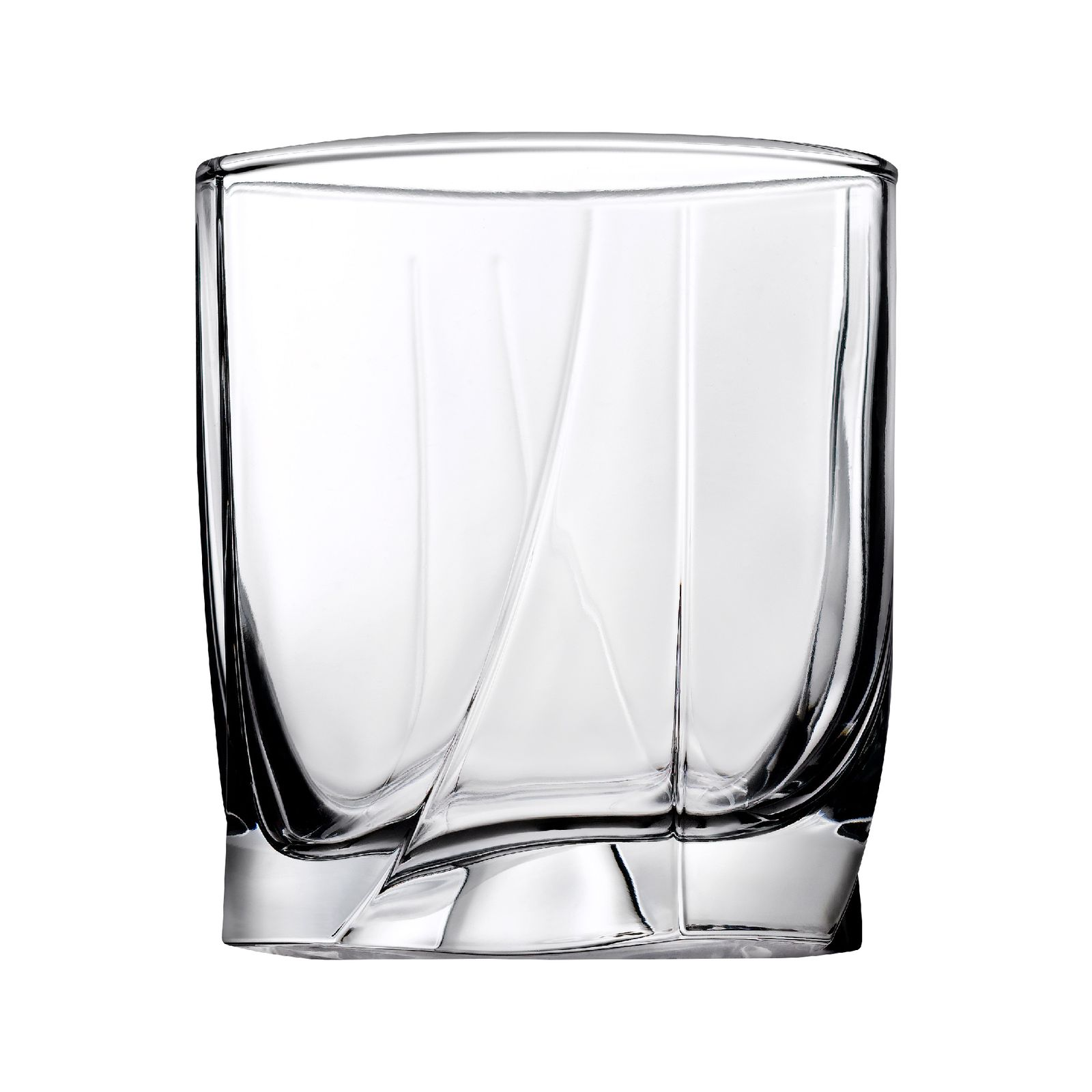 Set of 6 glasses Luna 245 ml PASABAHCE