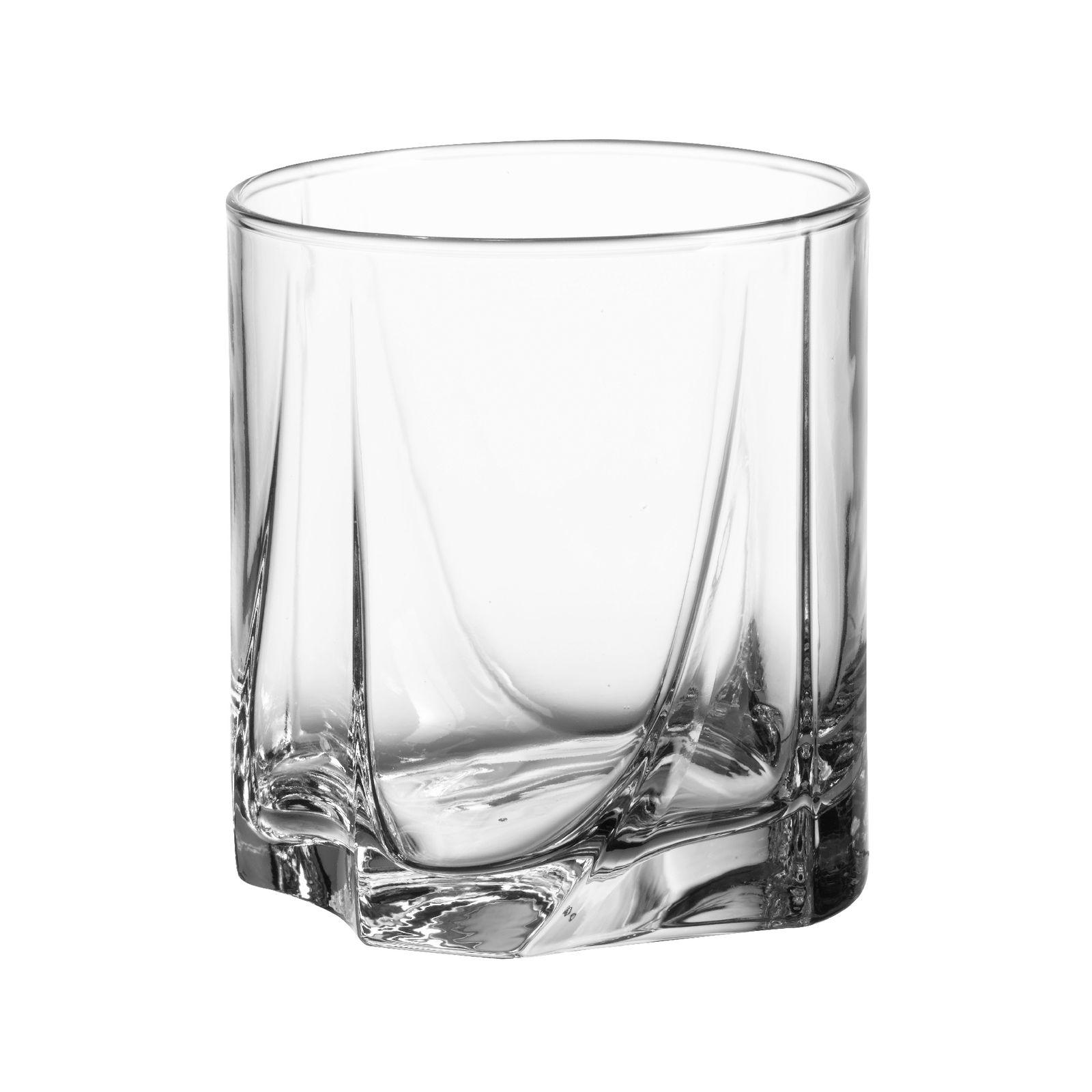 Set of 6 glasses Luna 368 ml PASABAHCE