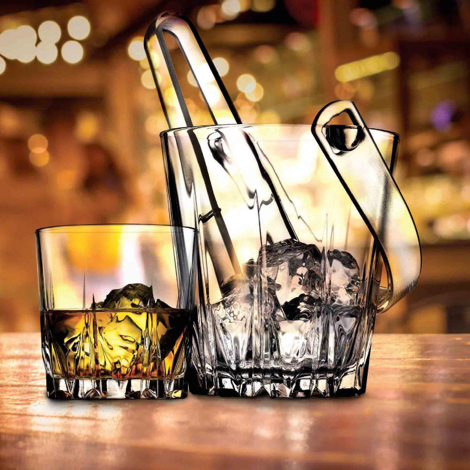 Whisky bar set Karat 7 pcs PASABAHCE