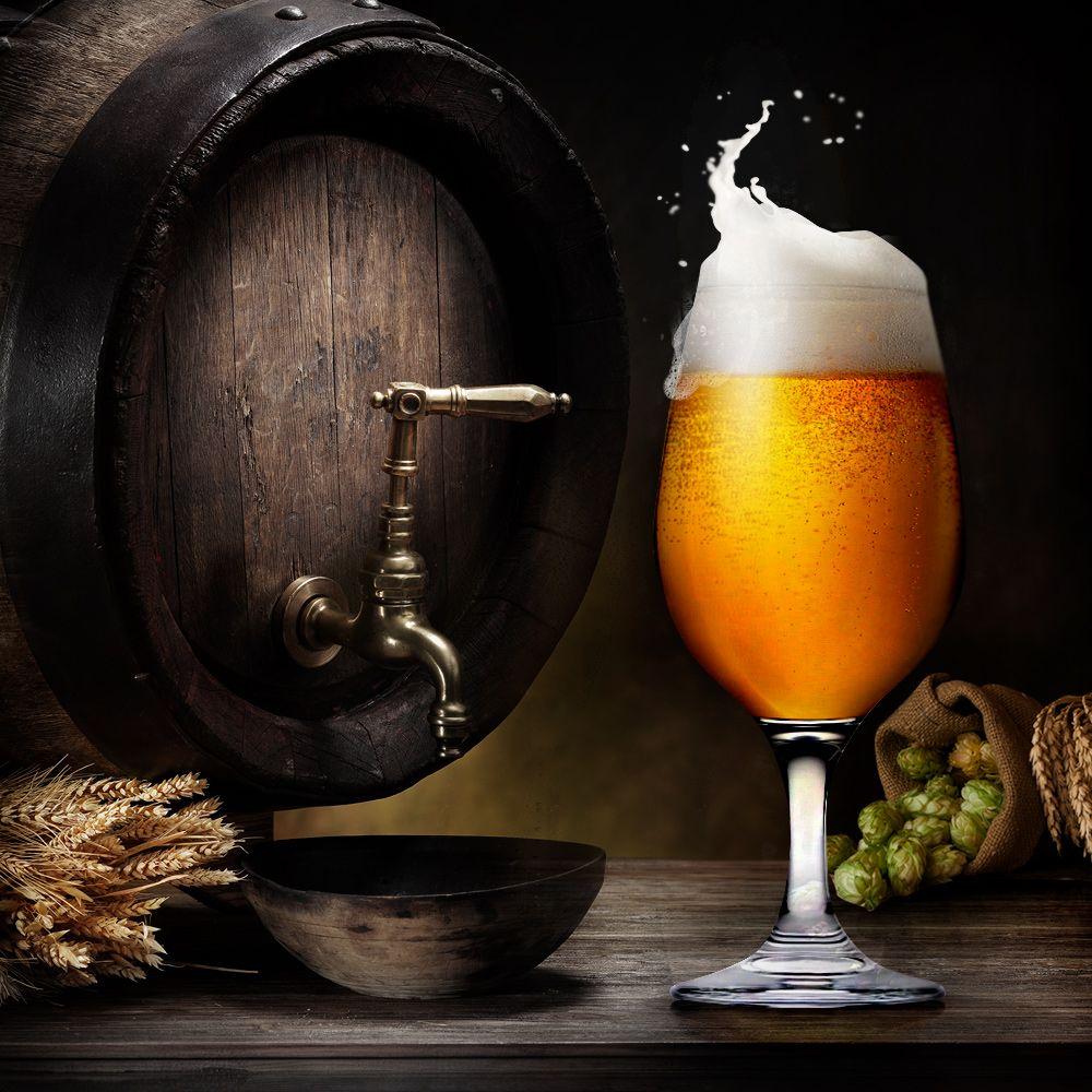 Beer glass Amber 395 ml PASABAHCE