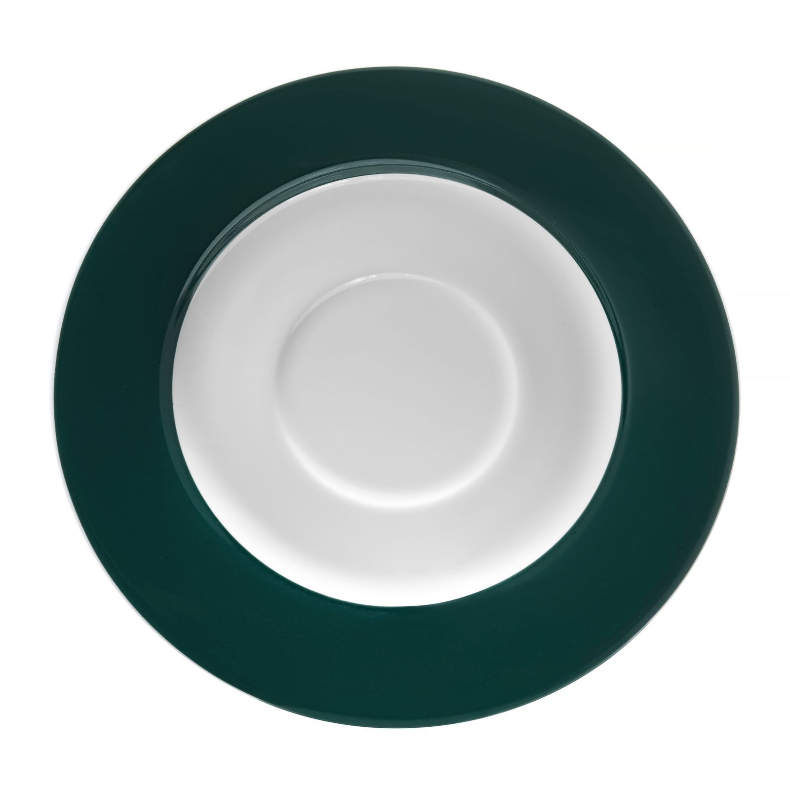 Soucoupe Aura Green 15,5 cm AMBITION